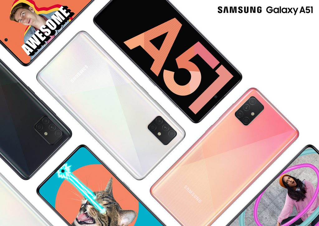 گلکسی A51- samsung galaxy a51